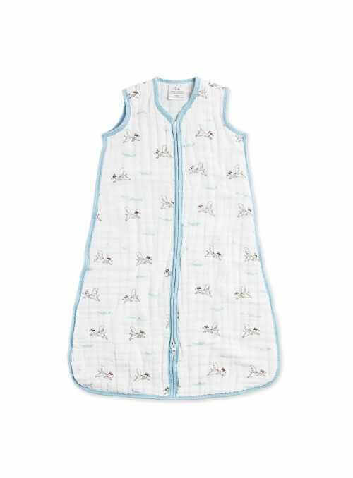 Baby sleeping bag – Strongman LIAM, size medium /6-12 months/