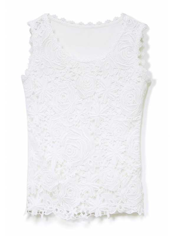 Top biele kvety