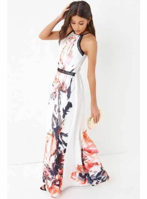 """Maxi šaty """"Koralová rozprávka"""""""