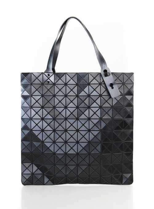 40x40 Čierna matná CUBE – Maxi kabelka