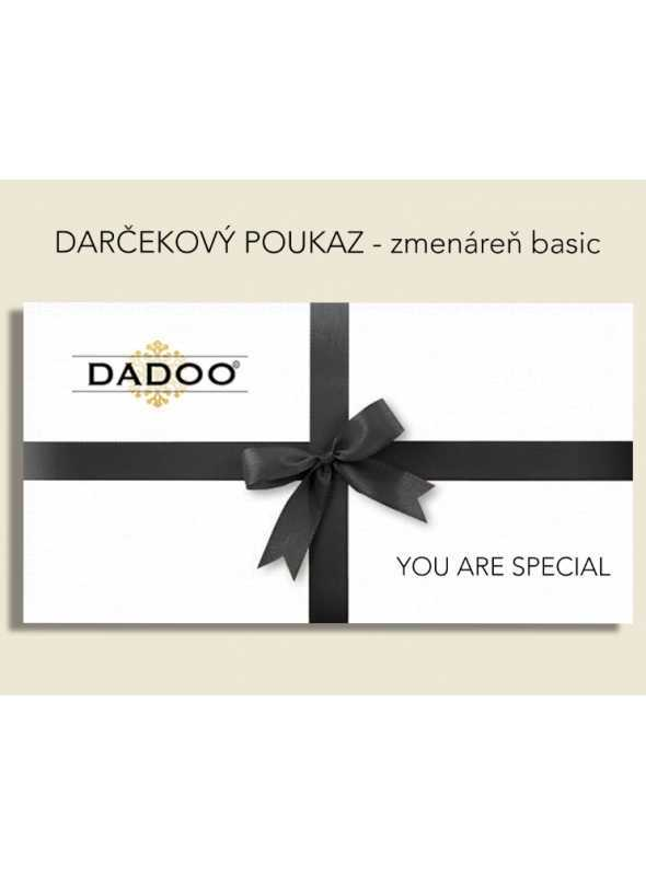 DADOO day - zmenáreň basic