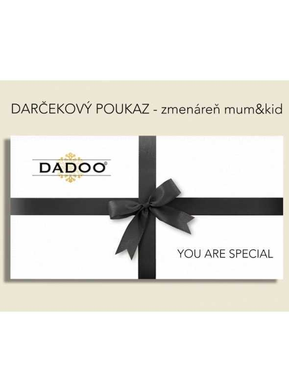 DADOO day - zmenáreň exclusive