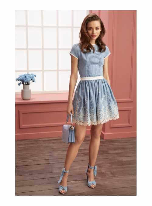 "Šaty ""NICOLETTA"" - dámske šaty"