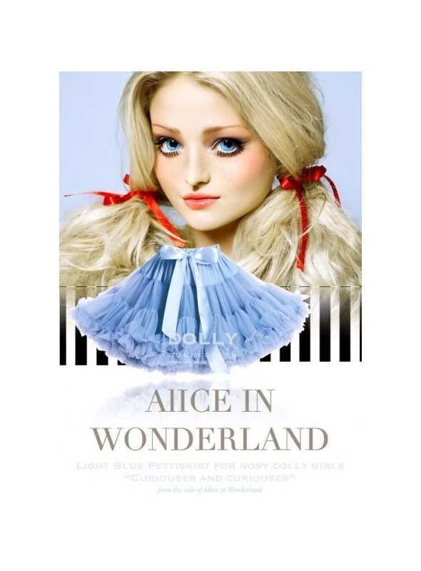 ALICE IN WONDERLAND Petti skirt