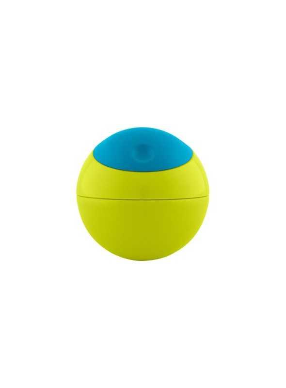 SNACK BALL – loptička na uskladnenie potravín, farba modro-zelená