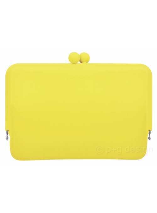 Silikónová taška aj na mini iPad – žltá