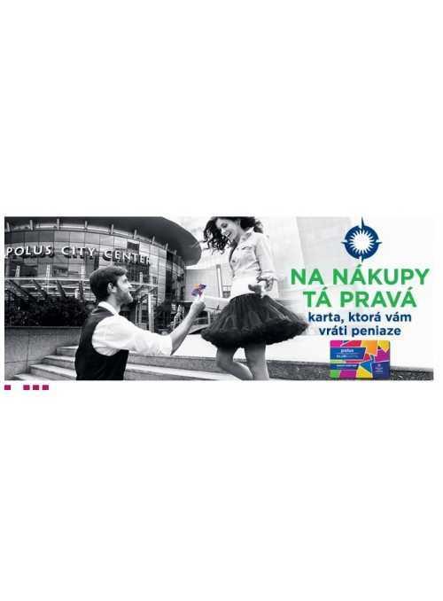 (8/2014-SK) OC Polus – Reklamná kampaň, Bratislava