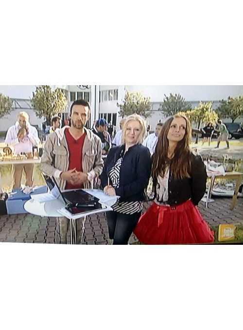 (8/2012-SK) Teleráno na Markíze, Bratislava