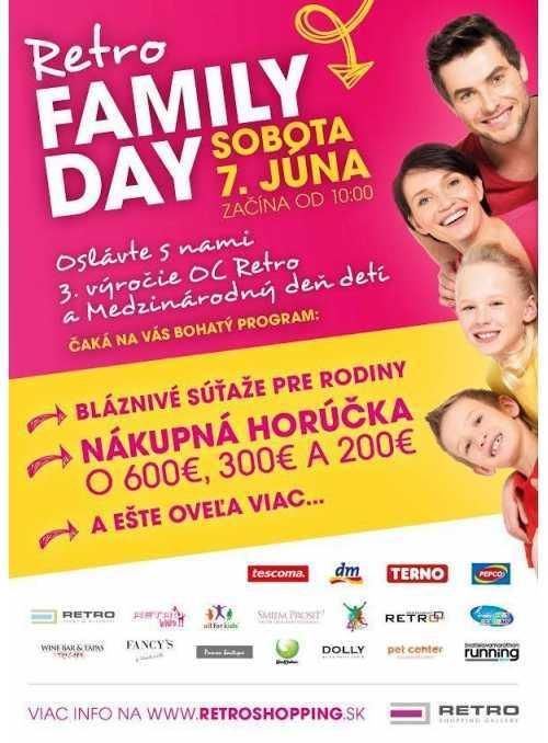 (6/2014-SK) OC Retro – family day, Bratislava