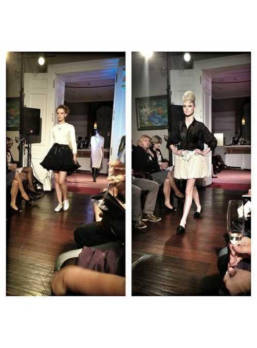 (5/2013-SK) Fashion Show Rebecca Zachar, Trenčín