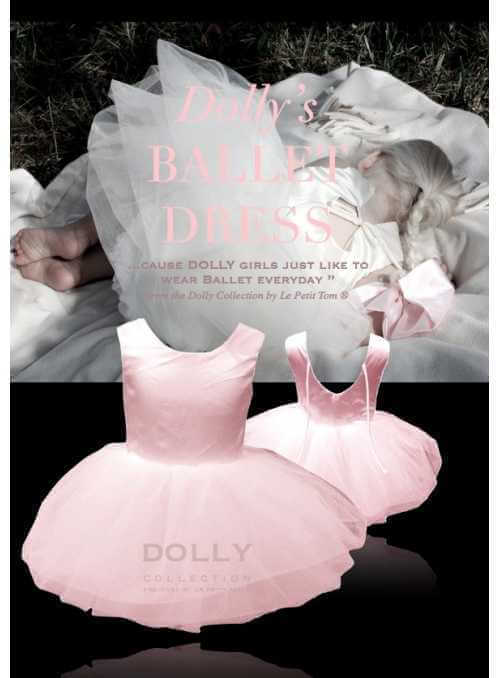 BALLET DRESS LIGHT PINK
