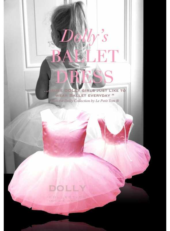BALLET DRESS PINK