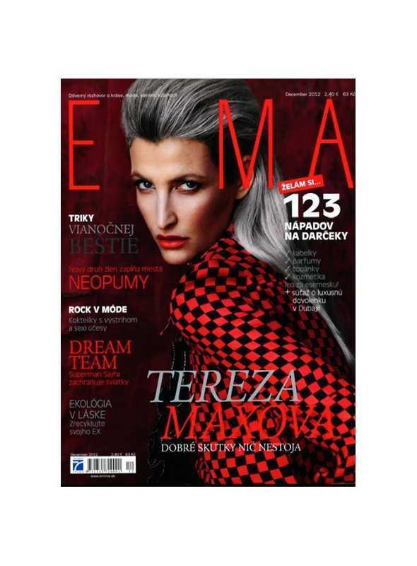 (12/2012-SK) ČasopisEMMA – Tanec v srdci, Bratislava