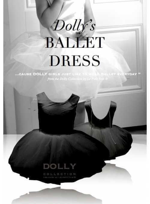 BALLET DRESS black