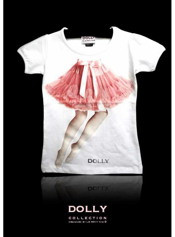 """DOLLY značkové tričko """"FAIRY LEGS"""""""