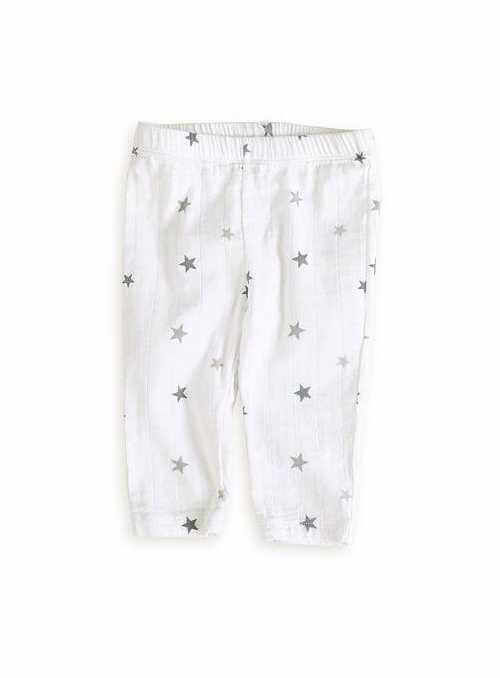 Sweatpants Aden&Anais Gray stars Twinkle