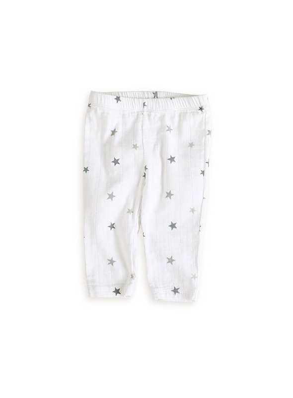 Sweatpants Aden&Anais Gray stars Twinkle