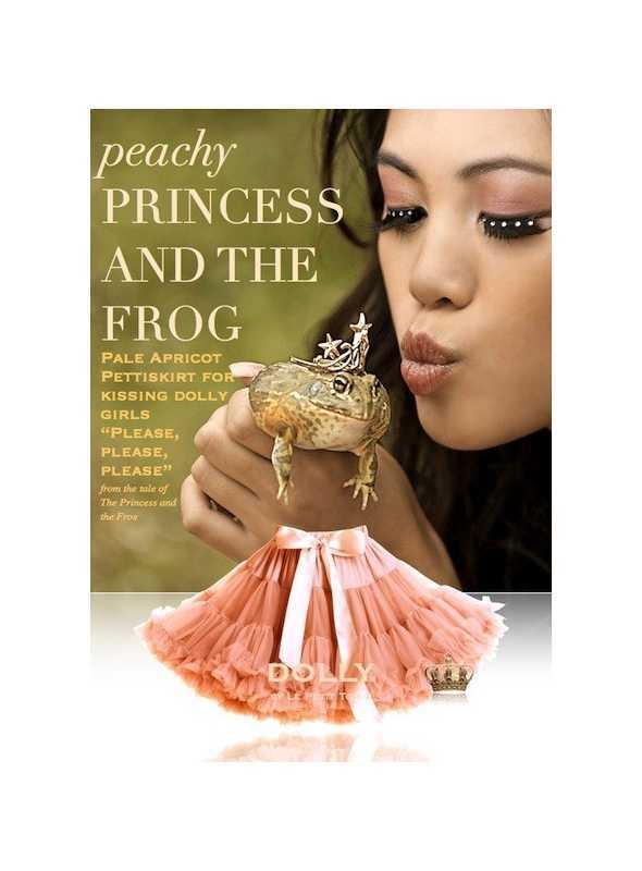 PRINCESS AND THE FROG Petti skirt