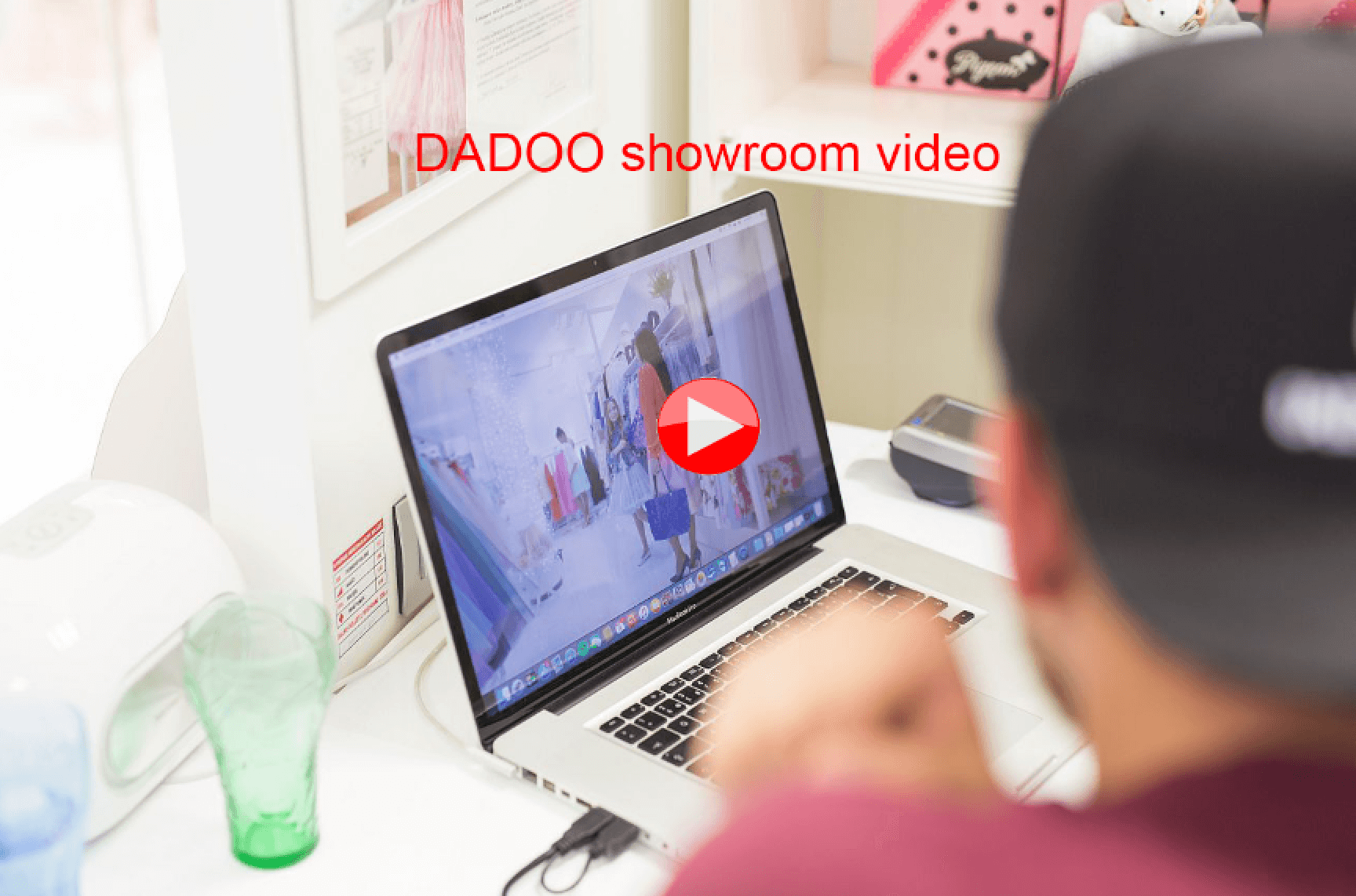 dadoo showroom video
