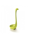 """Lochneska"" - a green scoop of Loch Ness monster"