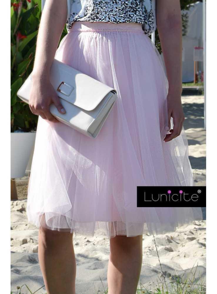 ... ružová  Lunicite