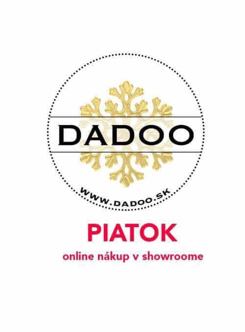 PIATOK – online nákup v DADOO showroome