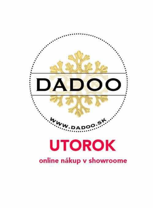 UTOROK – online nákup v DADOO showroome