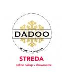 STREDA – online nákup v DADOO showroome