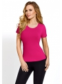 Fuchsia top