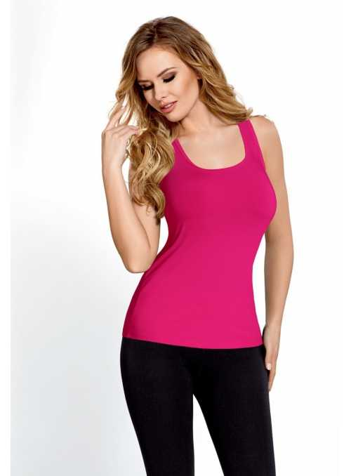 Fuchsia tank top