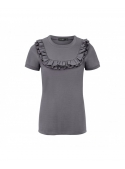"Top ""Rufina"", gray"