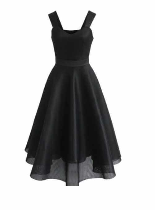 """Šaty """"Čierne kúzlo"""""""