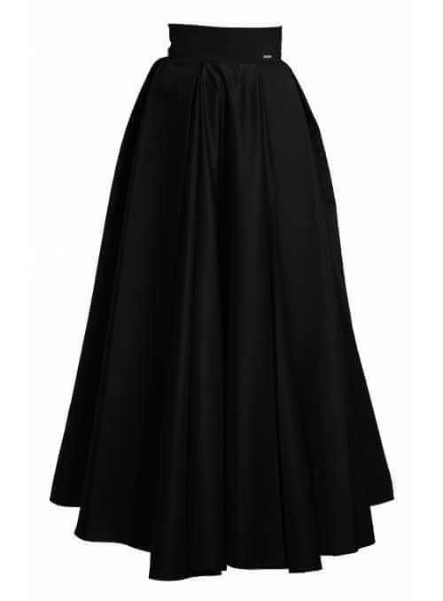 """Maxi sukňa """"Čierna noc"""""""
