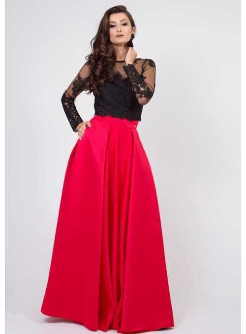"Maxi Skirt ""Rose"""