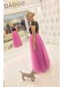 Lunicite CAPPUCCINO TULIPÁN – exkluzívna tylová sukňa cappuccino, 107cm