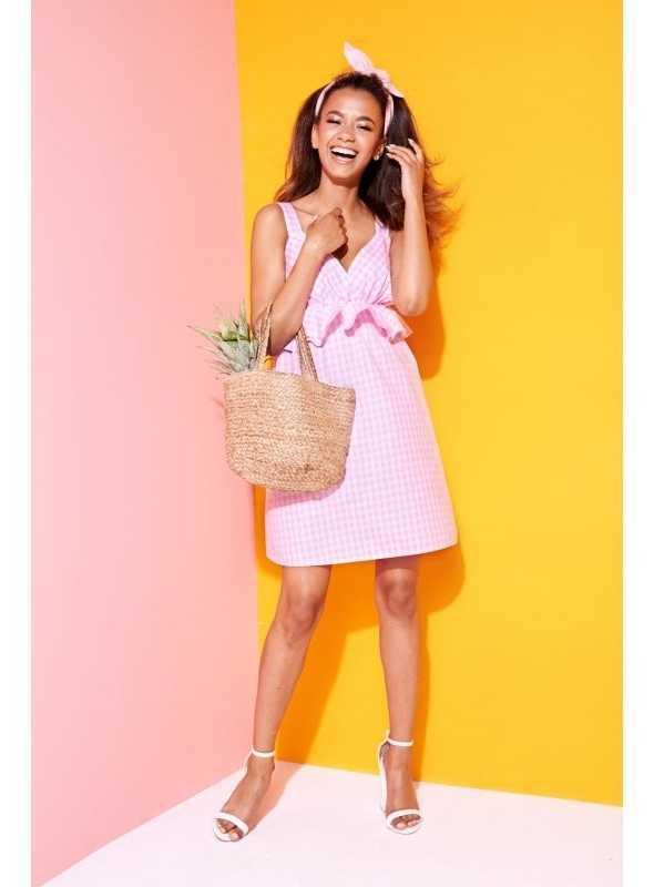 """""""PINK BABY""""- dámske mini šaty"""