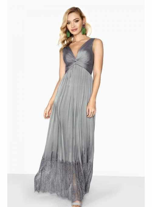 "Dress ""Silver mermaid"""