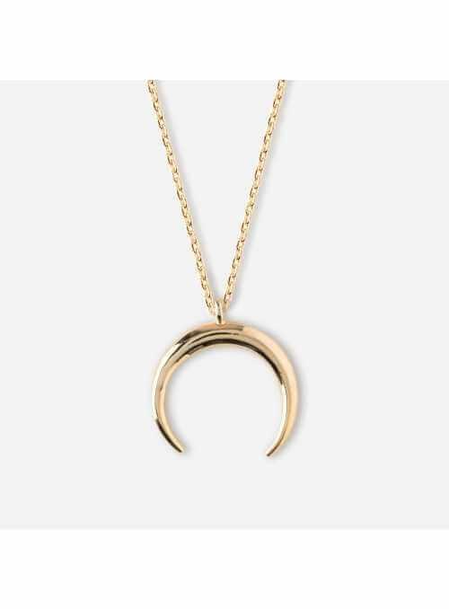 """Náhrdeník """"Gold moon"""""""