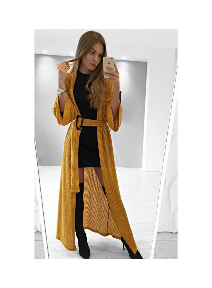 """Kimono """"Mustard""""  Kimono """"Mustard"""" ... 2a48b5114e7"""