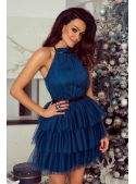 "Dress ""Blue Night"""