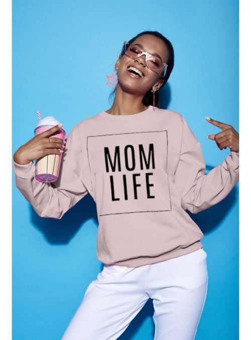 "Mikina ""Mom life"""