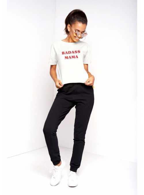 """Shirt """"Badass Mama"""""""