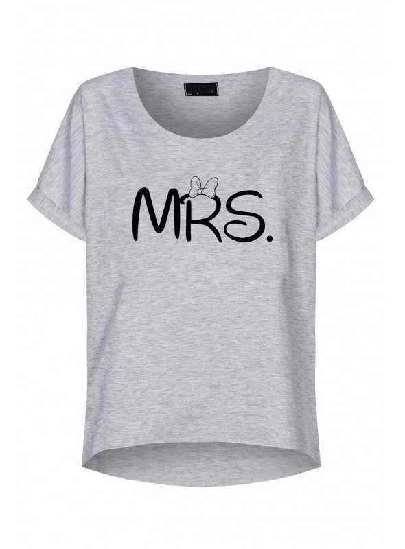 Tričko s nápisom MRS