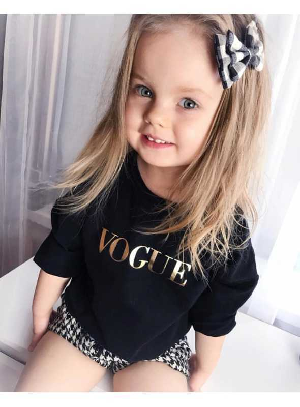 VOGUE – štýlová detská mikina