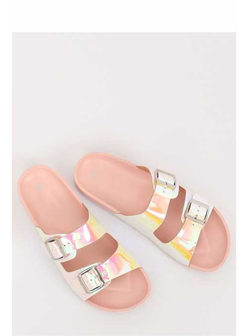 "Women's slippers ""Unicorn in pink"""