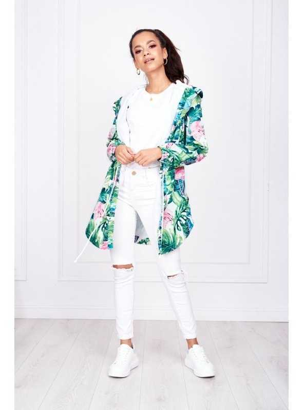 """Jacket """"Tropical Forest"""""""