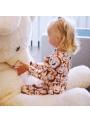 """""""Medvedíky"""" – detské tepláčky - 0-3 mes"""