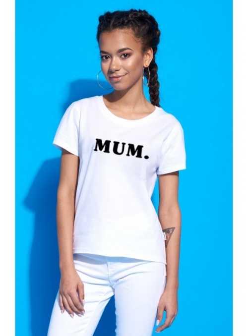 """Tričko """"MUM."""" - XS"""