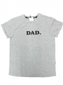 DAD. - Men's T-shirt, gray
