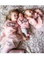 """""""SORRY BOYS..."""" – detská mikina, ružová- 3-6 mes"""